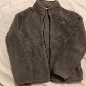 North Face Boys Fleece Jacket